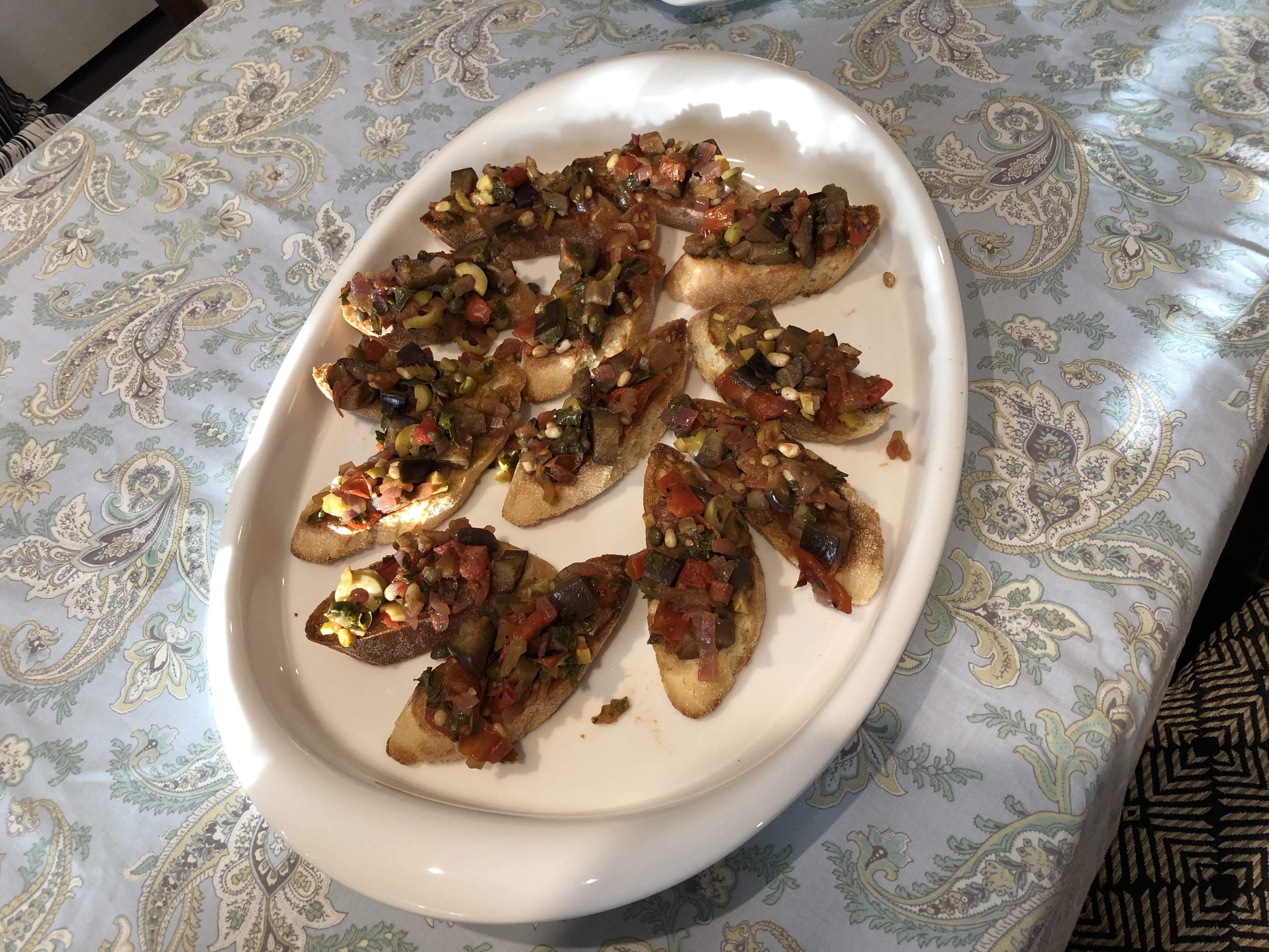 Tasty (Vegetarian) Tapas Treats – Part Two – Sara's Savoury Epicurean